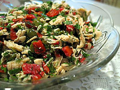 Bir salata nasıl yapılır pembe salata nasıl yapılır salata